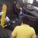 Journalistin nach schwerem Unfall verletzt