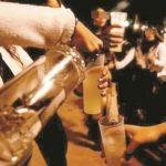 Phase 4: Treffen mit Freunden, aber ohne Alkohol
