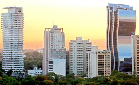 Asunción verdrängt die Mittel- und Unterschicht