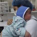 6,5 Kilogramm schweres Baby geboren