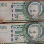 Angeblich Falschgeld im Umlauf