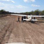 Illegale Landebahn sei der Schlüssel für den regionalen Kokainhandel