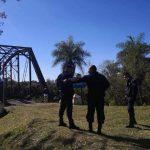 Kriminelle haben es auf eine Eisenbahnbrücke abgesehen