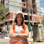 Frauen treten in der Welt der Architektur verstärkt auf