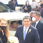 Quarantäne-Verstoß bei Bendlin-Cartes Hochzeit beigelegt
