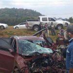 Schwerer Verkehrsunfall in Capi'i