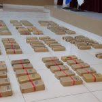 122 Kilogramm Kokain im Chaco sichergestellt
