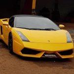 Cucho's Lamborghini kommt unter den Hammer
