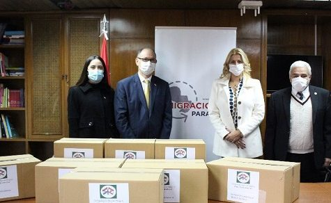 Libanesische Botschaft zeigt großzügige Spendenbereitschaft