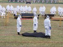 Coronavirus: Militär soll Leichen wegschaffen