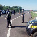 Polizei intensiviert die Kontrollen, um die Quarantäne zu überwachen