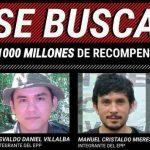 Eine Milliarde Guaranies Belohnung für Hinweise über die Mitglieder der EPP