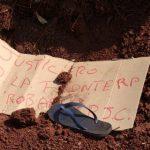 Bürgerwehr der Grenze: Mann mit Handschellen gefesselt und ermordet