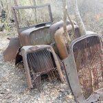 Möglicher Autofriedhof aus dem Chaco-Krieg entdeckt