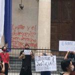 Gesuchte Demonstrantinnen gelingt die Flucht aus Paraguay