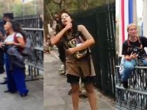 Flüchtige Demonstrantinnen: Internationaler Haftbefehl ausgestellt