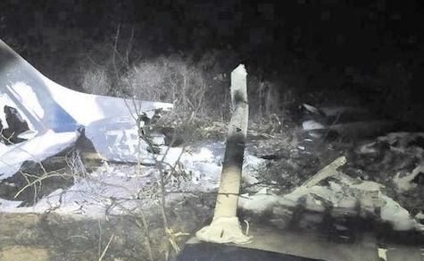 Chaco: Flugzeug stürzte auf Estancia ab