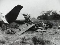 Bei einem Flugzeugabsturz kam das größte militärische Genie ums Leben