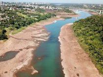 Die Flussschifffahrt könnte in Kürze eingestellt werden