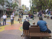 Fußgängerzonen sollen die Wirtschaft beleben