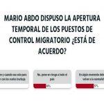 Grenzöffnung: Wir müssen irgendwann wieder zur Normalität zurückkehren