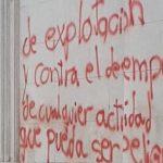 Sinnloser Vandalismus an restauriertem Kulturgut