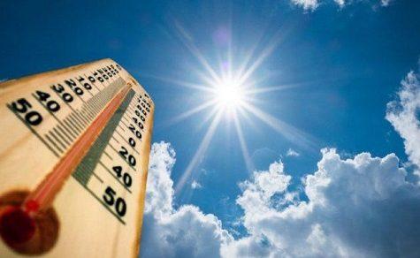 44 °C: Meteorologen warnen vor Hitzewelle