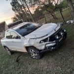 Kolonie Independencia: 2 Tote bei schwerem Verkehrsunfall