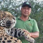 Jaguar auf einer Estancia im Chaco getötet
