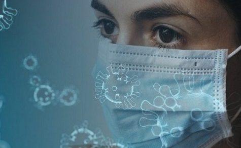 """Das Tragen einer Maske könnte zur """"Immunität"""" gegen Covid-19 beitragen"""