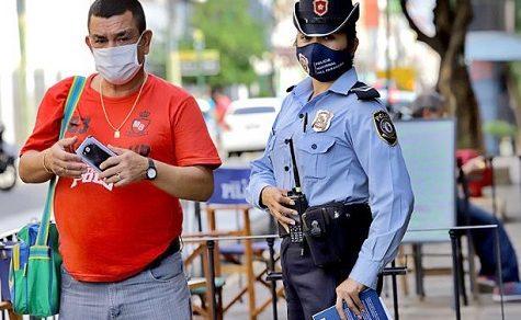 Polizei wird die Sicherheit der Touristen sicherstellen