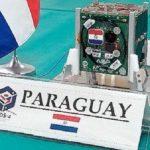 Der erste paraguayische Satellit wird Ende des Jahres zur ISS gebracht