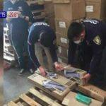 Angeblichen Waffenhändler am Flughafen festgenommen
