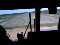 Weiterhin großes Interesse am Flughafen im Chaco