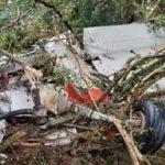 Pilot kommt bei Flugzeugabsturz ums Leben