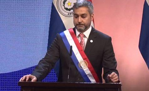 Glückwünsche an den neuen Präsidenten von Bolivien
