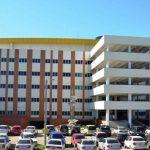 Die ersten Patienten mit Dengue-Fieber im Hospital de Clinicas