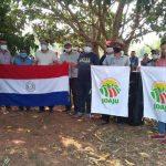 Massive Landbesetzungen angekündigt