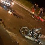 Tödlicher Verkehrsunfall mit Fahrerflucht unter Alkoholeinfluss in deutscher Kolonie