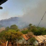 Neuer Waldbrand im Nationalpark gemeldet
