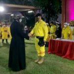 Geistlicher Beistand willkommen