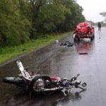 2 Tote bei Motorradunfall am Sonntag