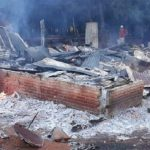 90-Jähriger kommt bei Hausbrand ums Leben