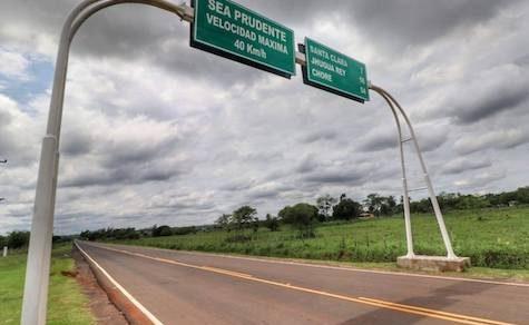 Warum ist Asphalt so teuer und selten in Paraguay?