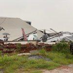 Hangar stürzt ein: 3 Millionen USD Schaden an zerstörten Flugzeugen