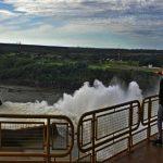 Die Trockenheit beeinflusst die Energieversorgung von Itaipú