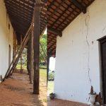 Termiten zerstören einzigartige Jesuitenkirche