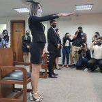 Paraguay: Erste Trans-Anwältin vereidigt