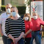 """""""Die Maske ist eine Barriere, die schützt"""""""