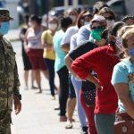 Die Polizei wird Fotos von Personen ohne Maske weiterleiten